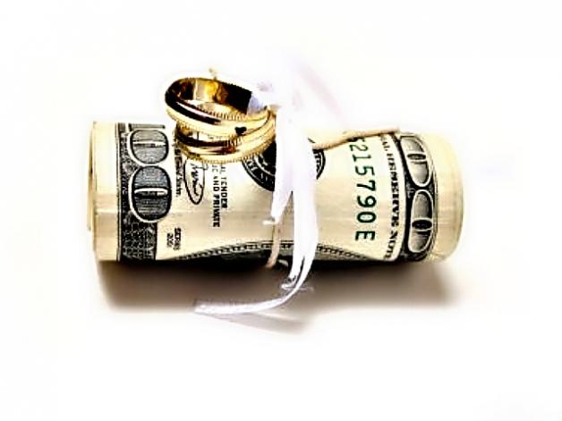 деньги в браке