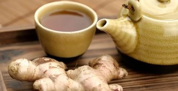 чай из имбиря с чесноком от простуды