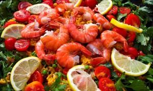 диета на морепродуктах