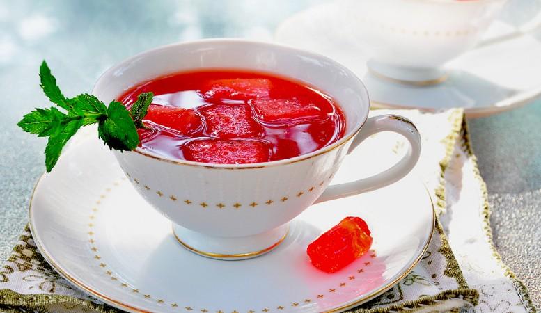 арбузный суп