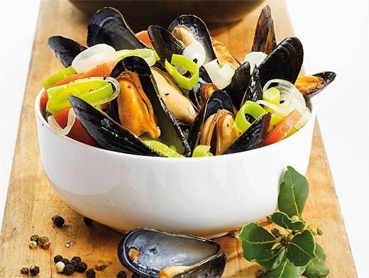 салат морская феерия