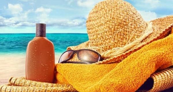 защитить кожу от солнца